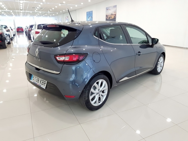 RENAULT CLIO  Zen Energy TCe 87kW 120CV EDC 5p. for sale in Malaga - Image 3
