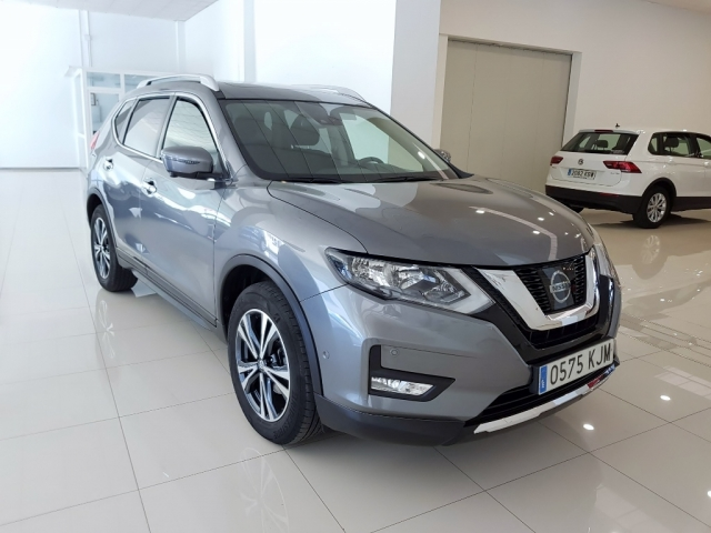 NISSAN XTRAIL X-TRAIL 1.6 dCi XTRONIC NCONNECTA 5p. used car in Malaga