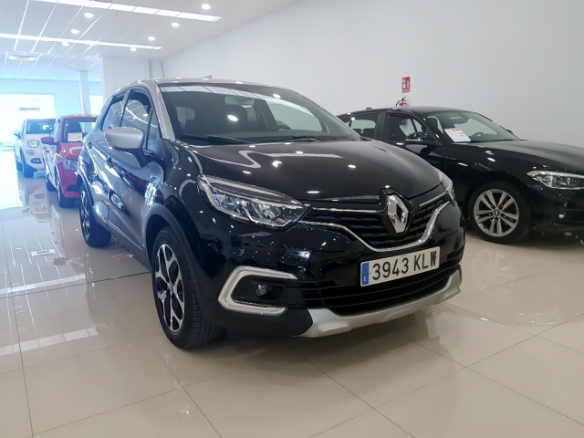 Renault Captur Zen Tce 66kw 90cv Eco2 5p 90hp Manual 2018