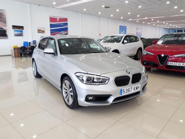 BMW SERIE 1  118i 5p. de ocasión en Málaga - Foto 2