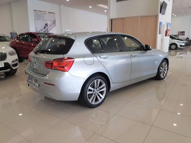 BMW SERIE 1  118i 5p. de ocasión en Málaga - Foto 3