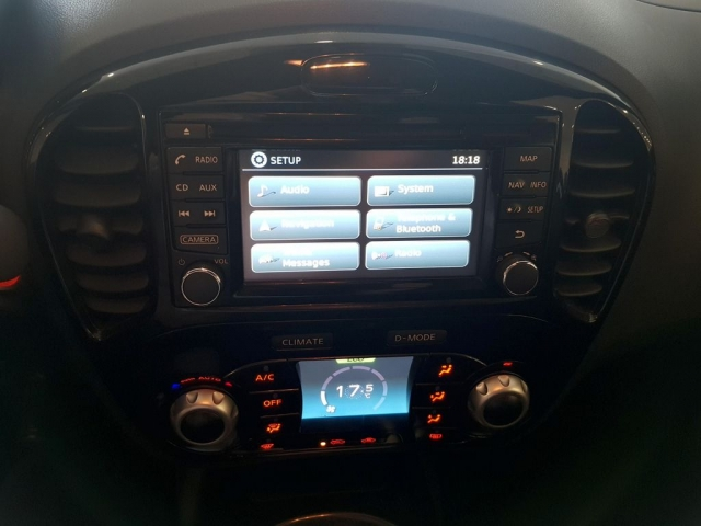 NISSAN JUKE  1.2 DIGT NCONNECTA 4X2 5p. for sale in Malaga - Image 8