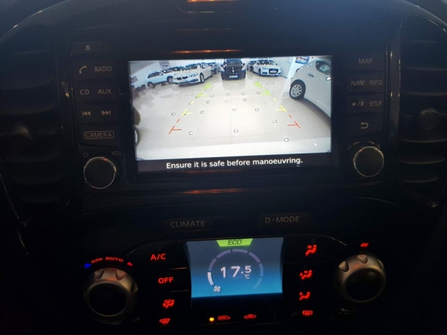 NISSAN JUKE  1.2 DIGT NCONNECTA 4X2 5p. for sale in Malaga - Image 9