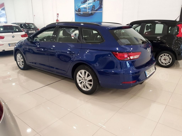SEAT LEON ST 1.2 TSI 81kW 110CV StSp Reference 5p. for sale in Malaga - Image 3