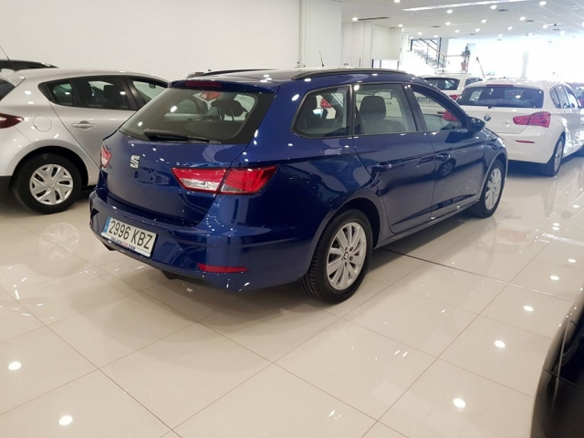 SEAT LEON ST 1.2 TSI 81kW 110CV StSp Reference 5p. for sale in Malaga - Image 4