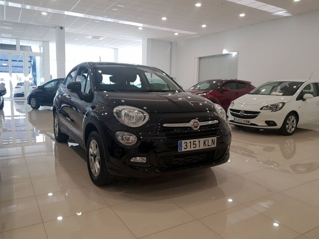 FIAT 500X  Pop Star 1.4 MAir 103kW 140CV 4x2 DCT 5p. for sale in Malaga - Image 1