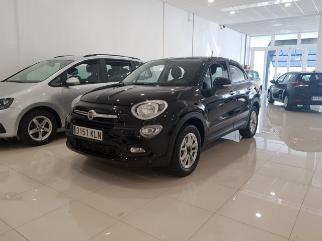 FIAT 500X  Pop Star 1.4 MAir 103kW 140CV 4x2 DCT 5p. for sale in Malaga - Image 2