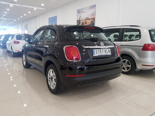 FIAT 500X  Pop Star 1.4 MAir 103kW 140CV 4x2 DCT 5p. for sale in Malaga - Image 3