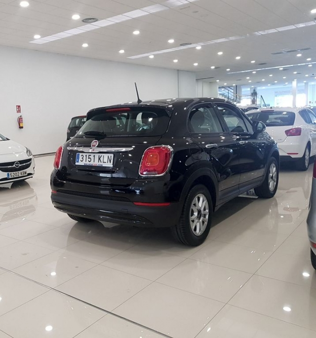 FIAT 500X  Pop Star 1.4 MAir 103kW 140CV 4x2 DCT 5p. for sale in Malaga - Image 4