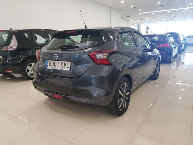 NISSAN MICRA  5p 1.0 ACENTA 5p. for sale in Malaga - Image 4