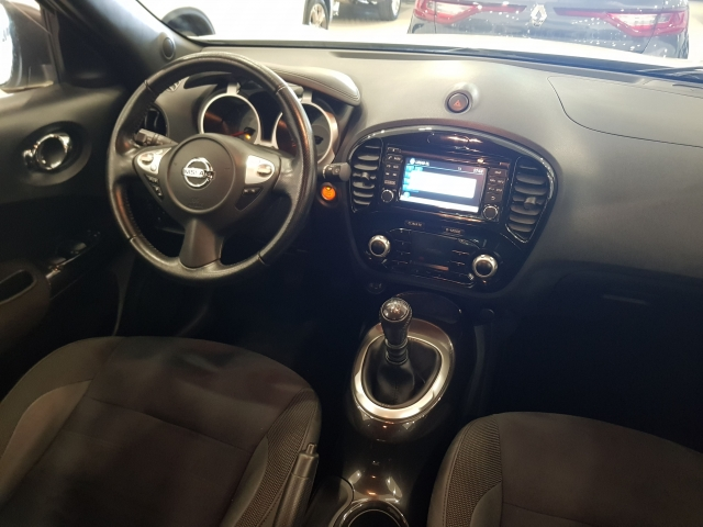 NISSAN JUKE  dCi EU6 81 kW 110 CV 6MT NCONNECTA 5p. for sale in Malaga - Image 6