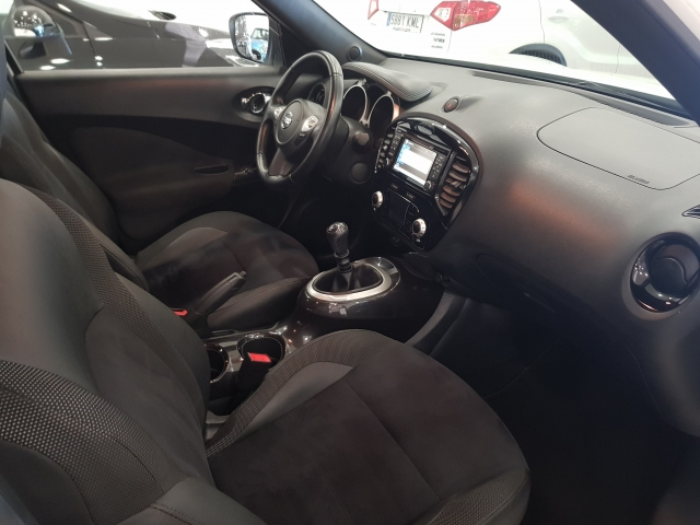 NISSAN JUKE  dCi EU6 81 kW 110 CV 6MT NCONNECTA 5p. for sale in Malaga - Image 7