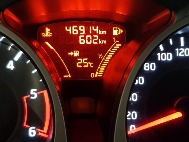 NISSAN JUKE  dCi EU6 81 kW 110 CV 6MT NCONNECTA 5p. for sale in Malaga - Image 9