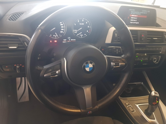 BMW SERIE 1  116d 5p. for sale in Malaga - Image 10
