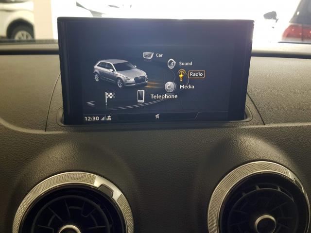 AUDI A3  design edition 1.6 TDI Sportback 5p. for sale in Malaga - Image 9