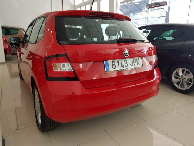 SKODA FABIA  1.2 TSI 90cv Ambition 5p. for sale in Malaga - Image 3