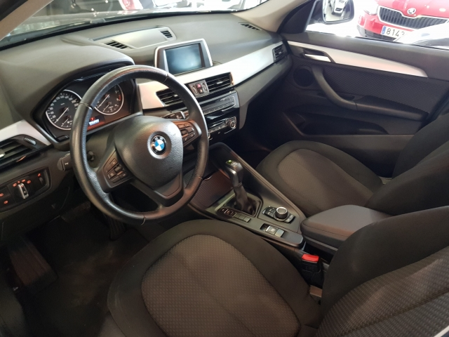BMW X1  sDrive18d 5p. for sale in Malaga - Image 8