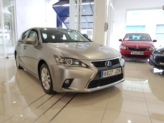 LEXUS CT  200H BUSSINES for sale in Malaga - Image 1