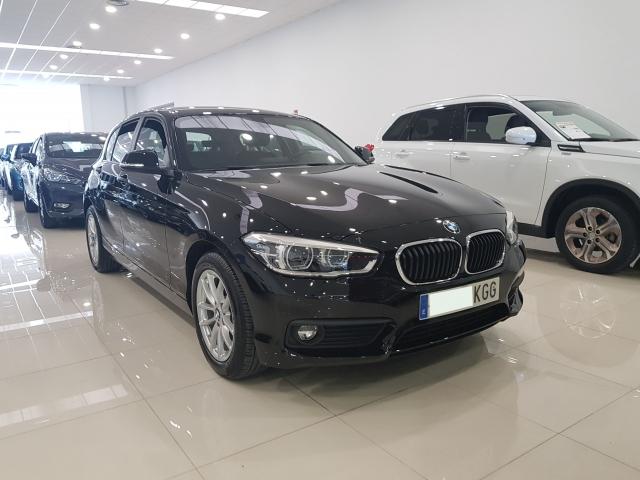BMW SERIE 1  116i 5p. de ocasión en Málaga - Foto 1