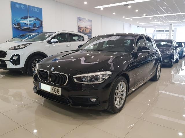 BMW SERIE 1  116i 5p. de ocasión en Málaga - Foto 2