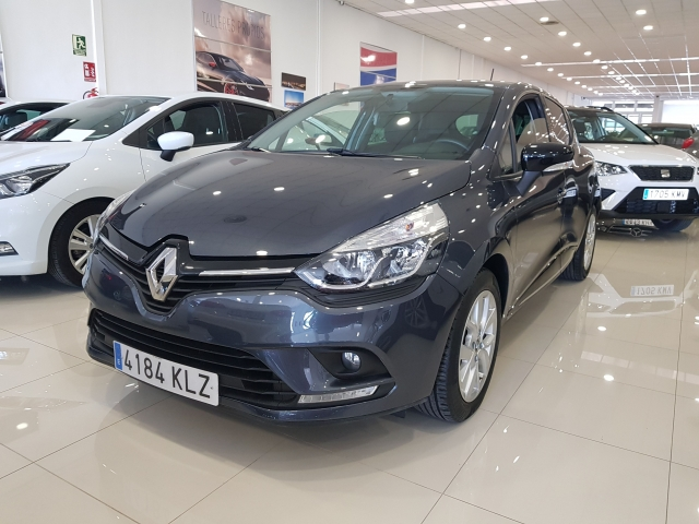 Renault Clio 2018 Limited Tce 66kw 90cv 5p 9 795 32