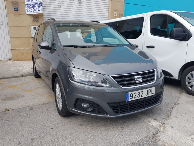 SEAT ALHAMBRA  2.0 TDI 150 Reference Plus 5p. for sale in Malaga - Image 1