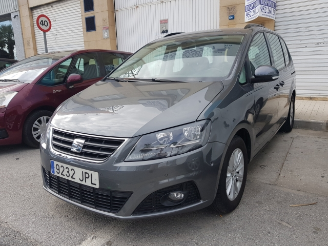 SEAT ALHAMBRA  2.0 TDI 150 Reference Plus 5p. for sale in Malaga - Image 2
