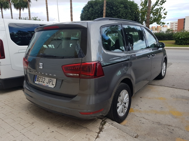 SEAT ALHAMBRA  2.0 TDI 150 Reference Plus 5p. for sale in Malaga - Image 4