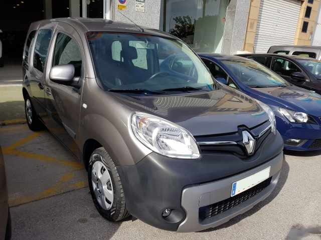 RENAULT KANGOO  dCi 90 5p. for sale in Malaga - Image 1