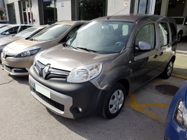 RENAULT KANGOO  dCi 90 5p. for sale in Malaga - Image 2