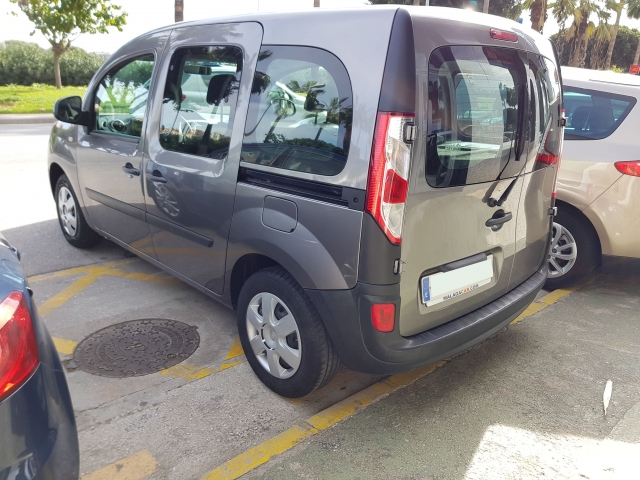 RENAULT KANGOO  dCi 90 5p. for sale in Malaga - Image 3