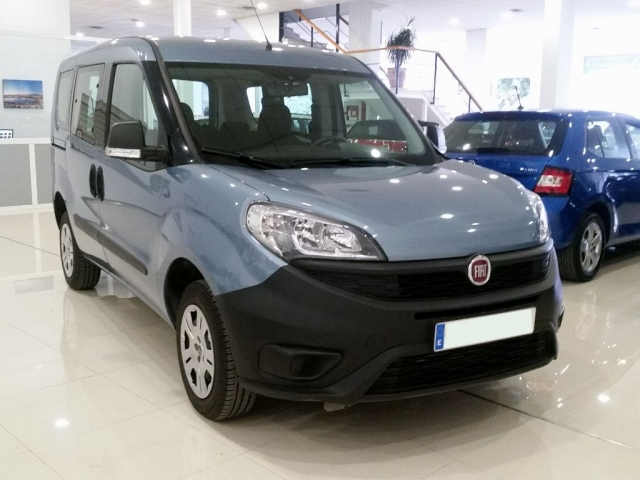 FIAT DOBLO  Panorama Active N1 1.3 Multijet 90cv 5p. for sale in Malaga - Image 1