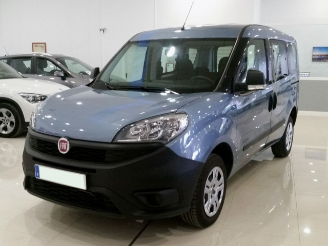 FIAT DOBLO  Panorama Active N1 1.3 Multijet 90cv 5p. for sale in Malaga - Image 2