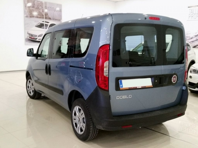 FIAT DOBLO  Panorama Active N1 1.3 Multijet 90cv 5p. for sale in Malaga - Image 3