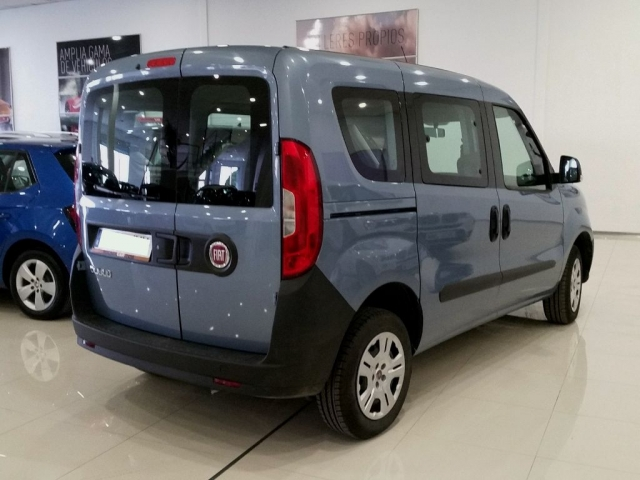 FIAT DOBLO  Panorama Active N1 1.3 Multijet 90cv 5p. for sale in Malaga - Image 4