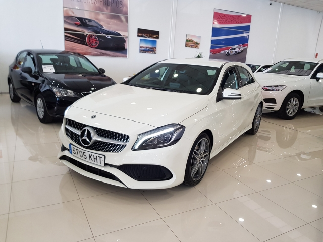MERCEDES-BENZ CLASE  A A 200 CDI AMG Sport 5p. used car in Malaga