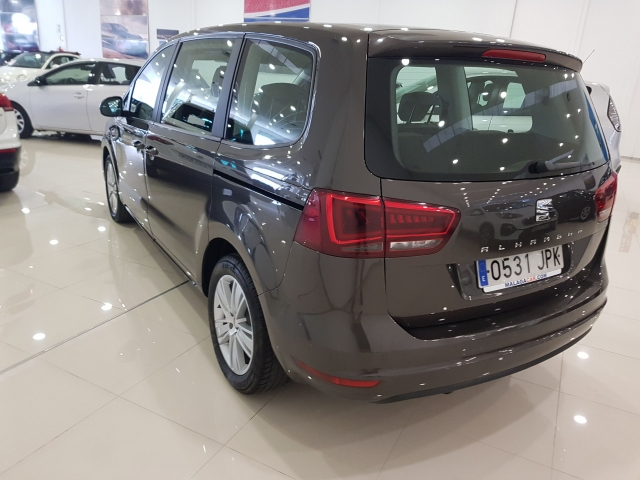 SEAT ALHAMBRA  2.0 TDI 150 Ecomotive SS Reference Plus 5p. for sale in Malaga - Image 3
