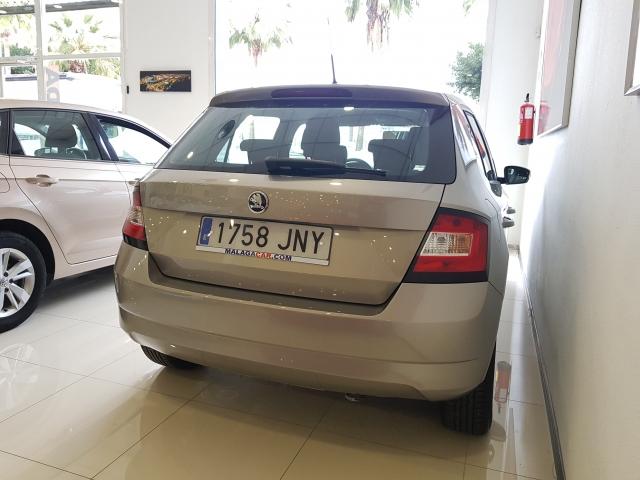 SKODA FABIA  1.0 MPI 75cv Ambition 5p. for sale in Malaga - Image 3