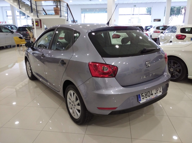 SEAT IBIZA  1.0 75cv Reference 5p. for sale in Malaga - Image 3