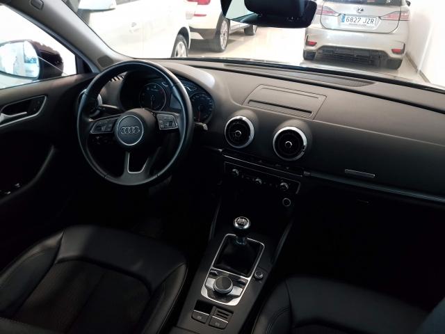 AUDI A3  design edition 1.6 TDI Sportback 5p. for sale in Malaga - Image 6
