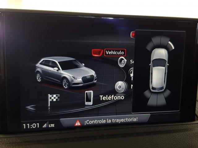AUDI A3  design edition 1.6 TDI Sportback 5p. for sale in Malaga - Image 12