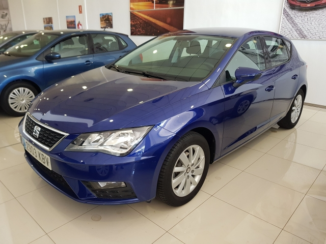 SEAT LEON León 1.2 TSI 110cv StSp Reference 5p. used car in Malaga