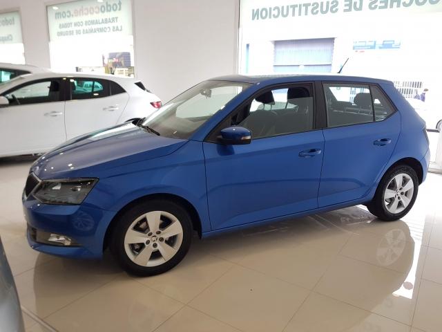 SKODA FABIA  1.0 TSI 70KW 95cv Like 5p. for sale in Malaga - Image 2