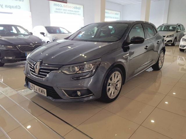 RENAULT MEGANE Mégane Zen Energy TCe 97kW 130CV EDC 5p. for sale in Malaga - Image 2