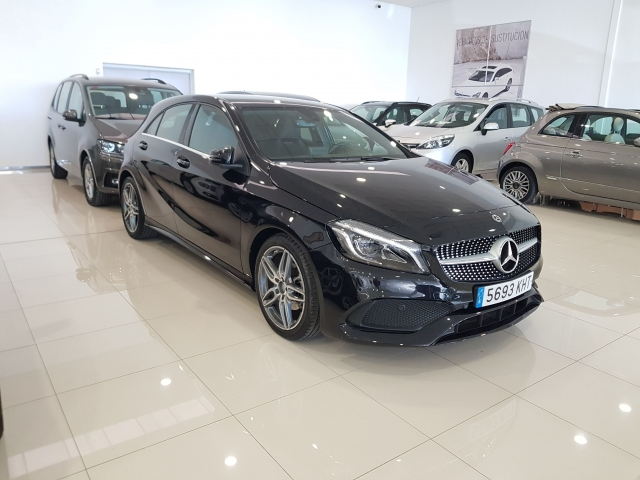 MERCEDES-BENZ CLASE A  A 200 CDI BlueEFFICIENCY AMG Sport 5p. for sale in Malaga - Image 1