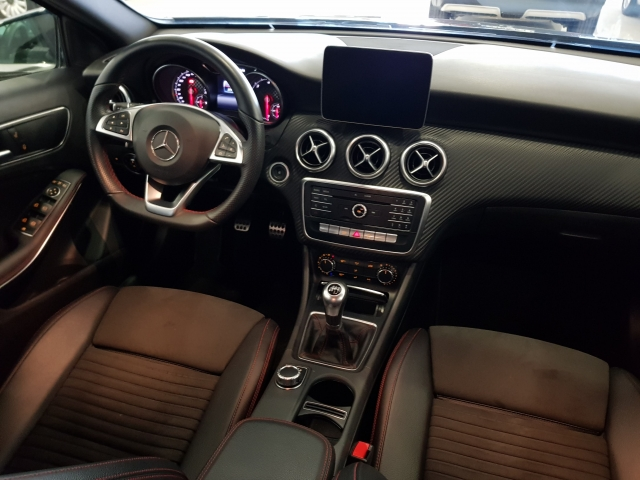 MERCEDES-BENZ CLASE A  A 200 CDI BlueEFFICIENCY AMG Sport 5p. for sale in Malaga - Image 6