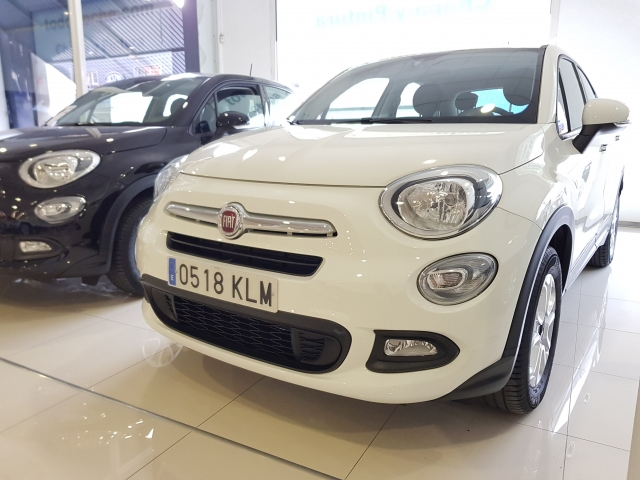 FIAT 500X  Pop 1.6 ETorq 81kW 110CV 4x2 5p. used car in Malaga