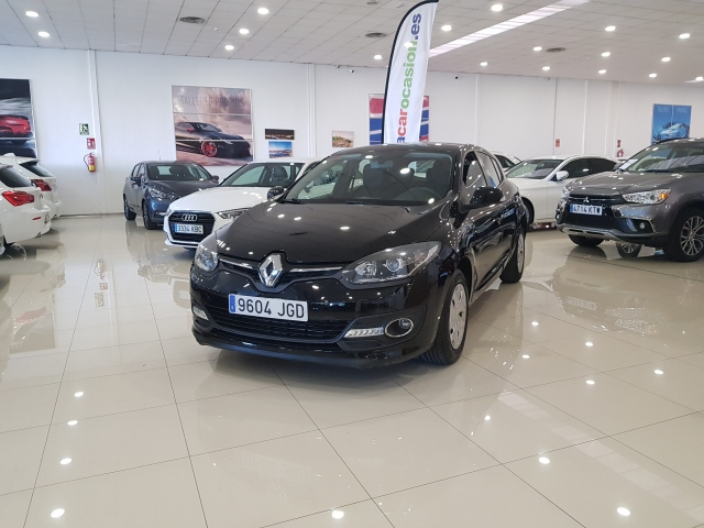 RENAULT MEGANE  Intens Energy TCe 115 SS eco2 5p. used car in Malaga