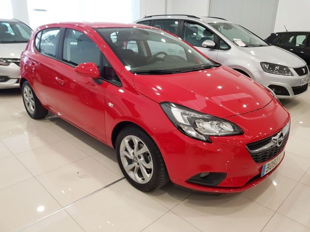 OPEL CORSA  1.4 Selective Start Stop 5p. for sale in Malaga - Image 1