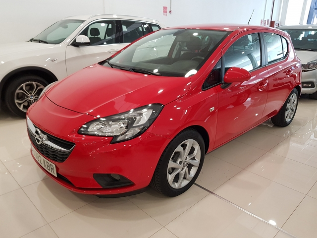 OPEL CORSA  1.4 Selective Start Stop 5p. for sale in Malaga - Image 2